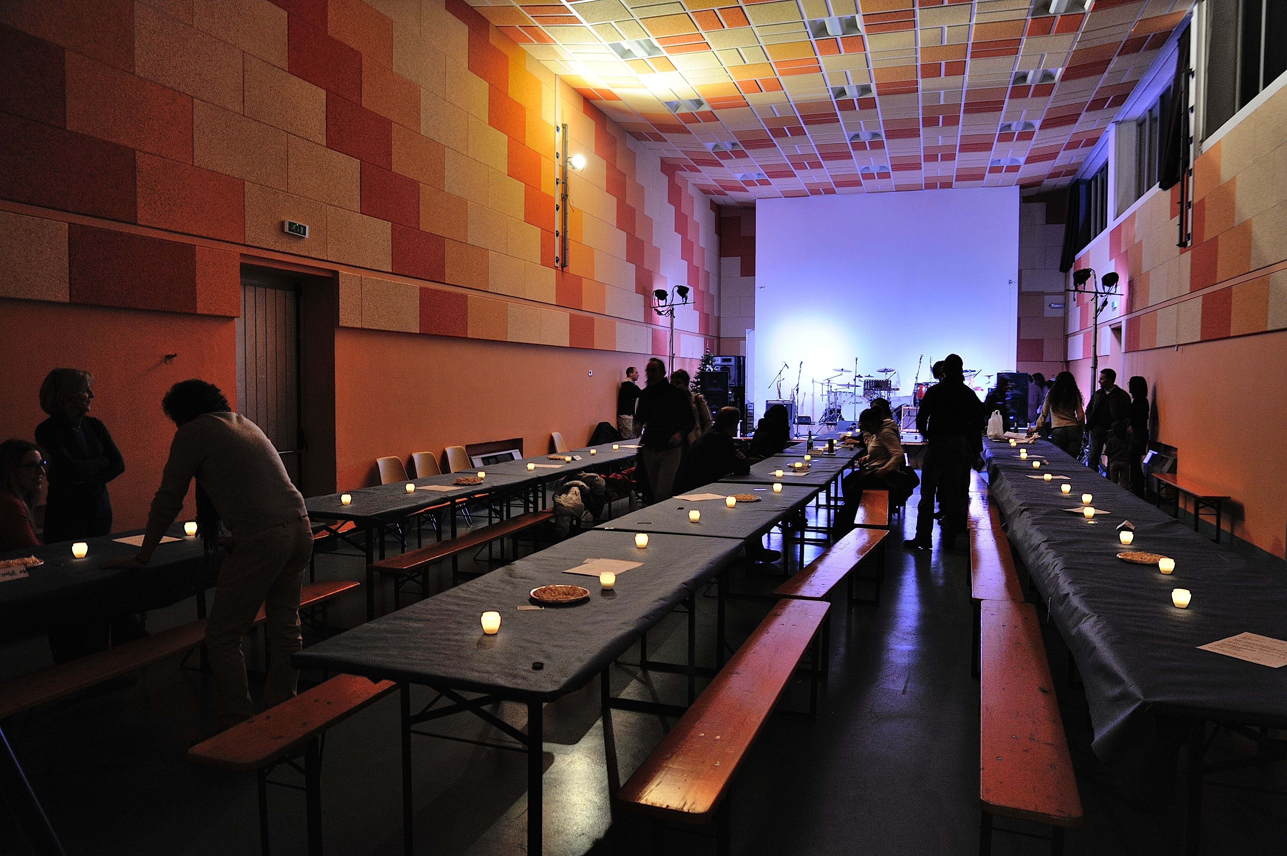 Circolo Oratorio - Salone