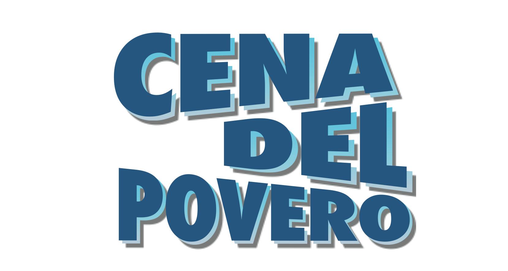 Cena del povero | Sabato 28 marzo
