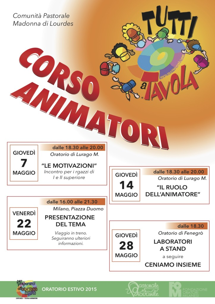 Corso animatori
