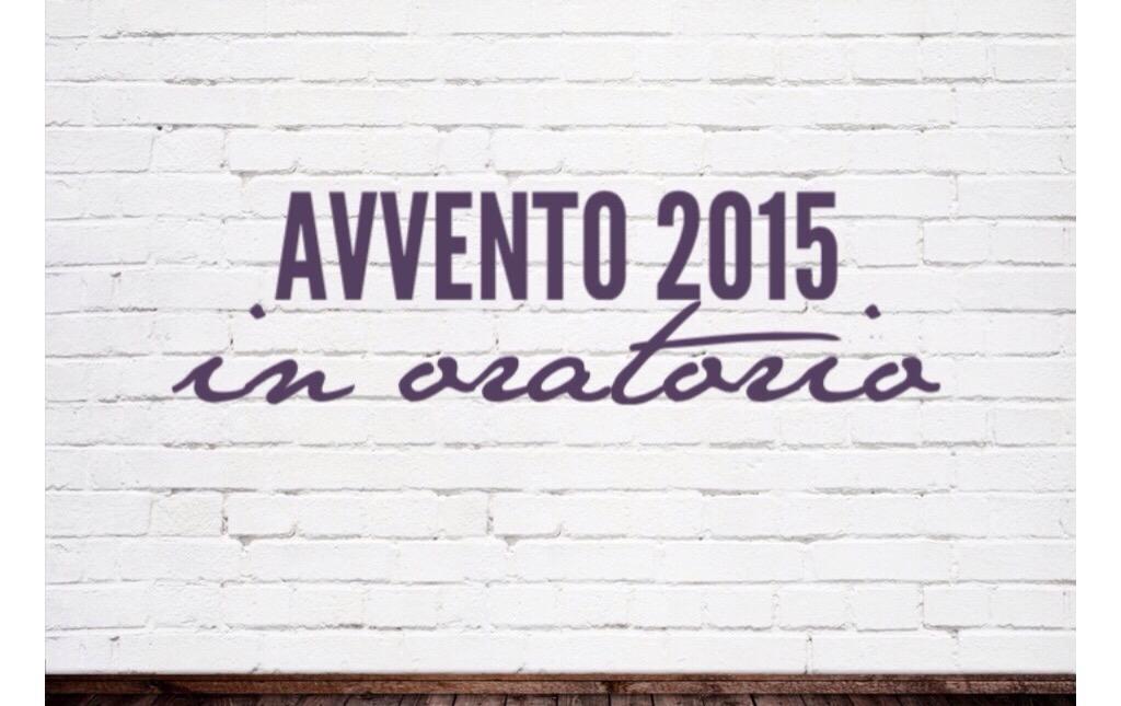 """Avvento in oratorio 2015 «Porta la pace """"come Gesù""""»"""