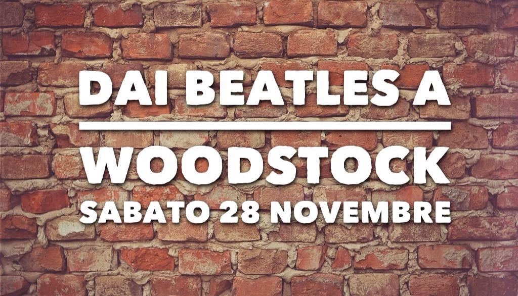 Dai Beatles a Woodstock