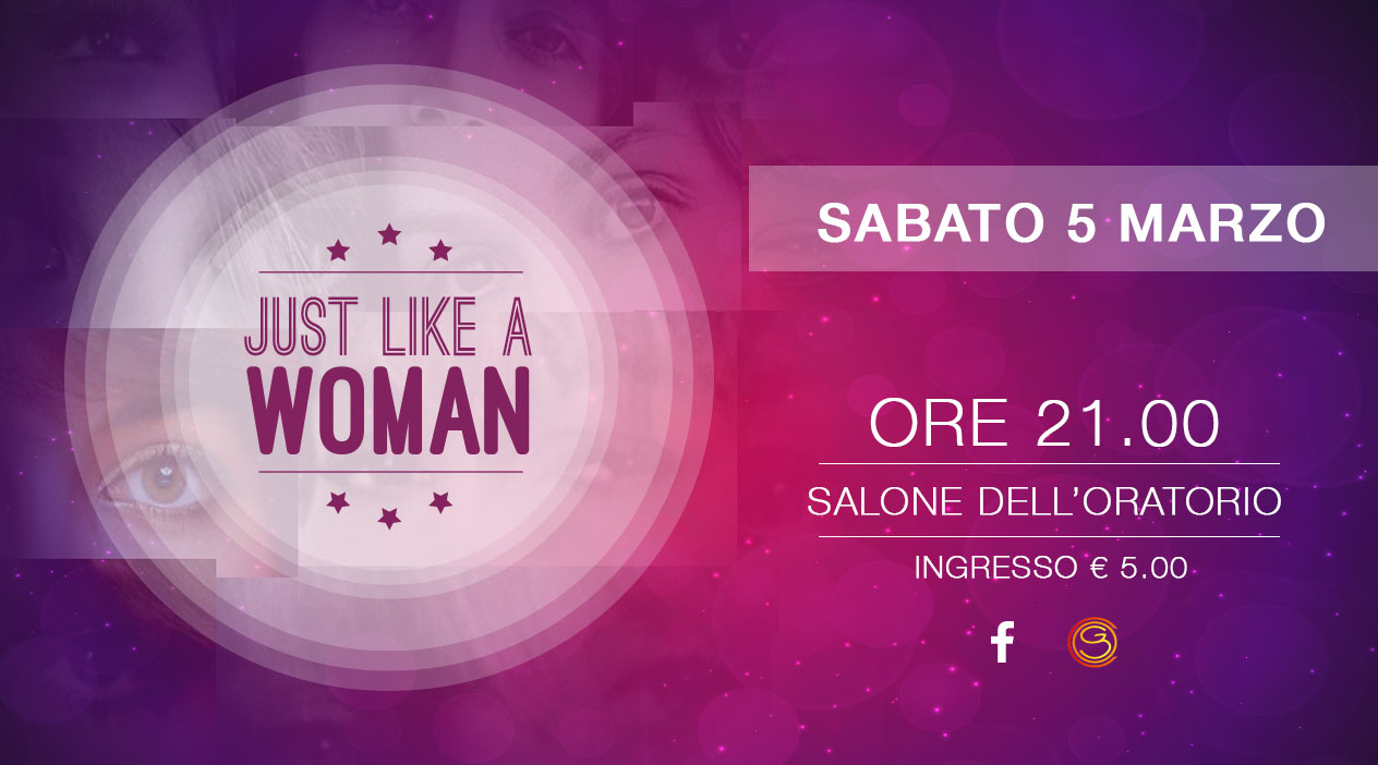 Just Like a Woman | Concerto spettacolo