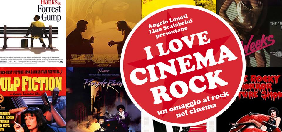 I love Cinema Rock