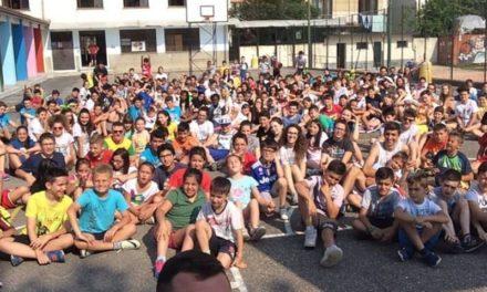 Presentazione dell'Oratorio estivo 2018 ai responsabili
