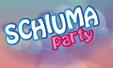 Schiuma Party in Oratorio