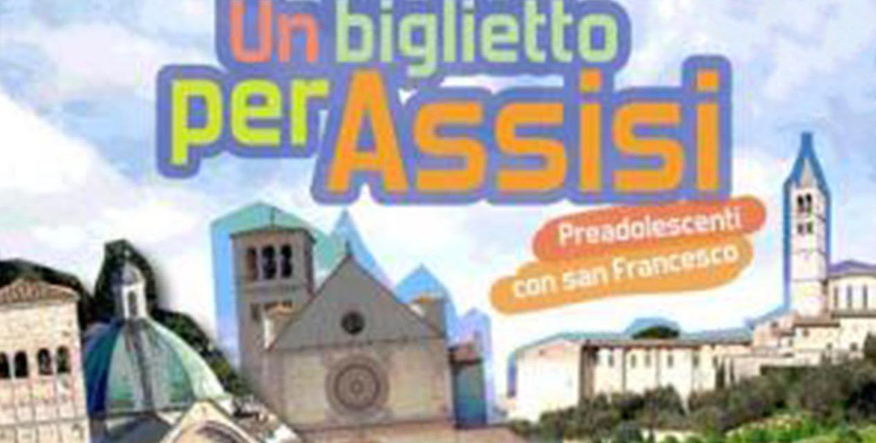 Pellegrinaggio Preado ad Assisi