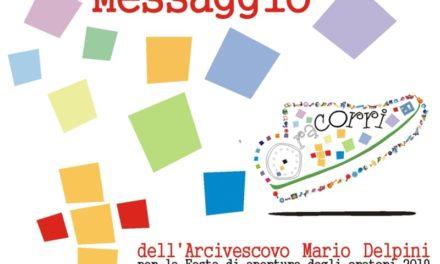 Messaggio dell'Arcivescovo Mario Delpini per la Festa di apertura degli oratori 2019