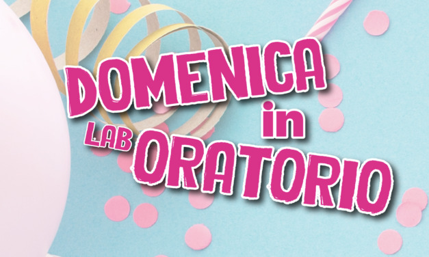 Domenica in LabOratorio