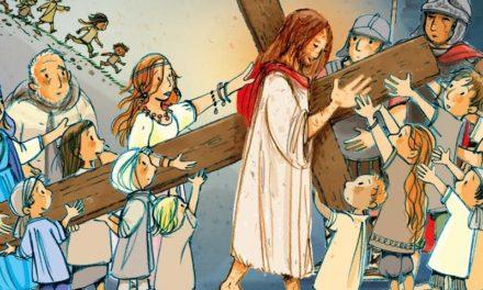 Via Crucis per i ragazzi