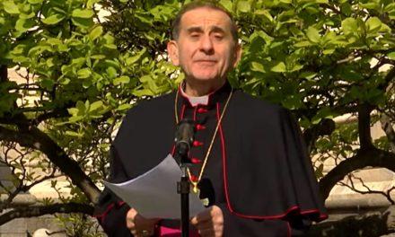 L'Arcivescovo risponde alle domande sul Covid-19