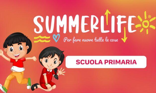 L'estate dei bambini in oratorio