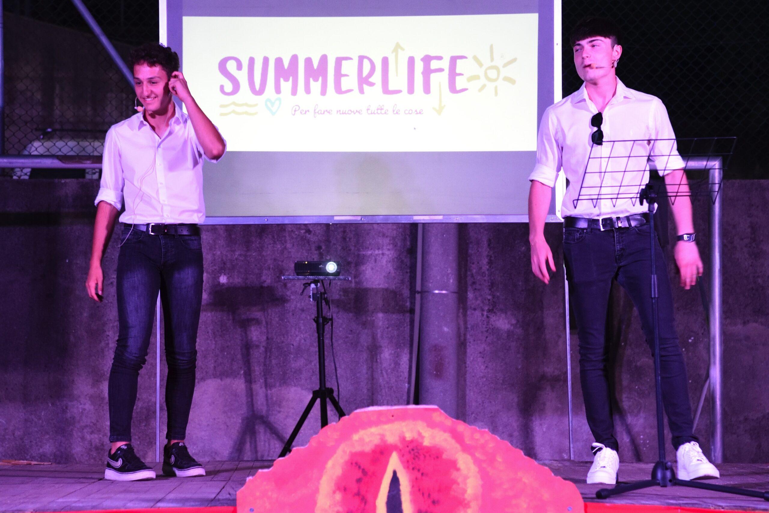 Festa finale Summerlife 2020