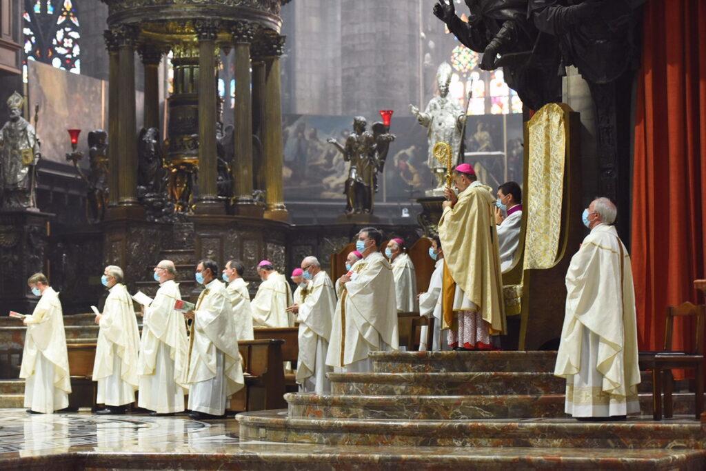 L'Arcivescovo ha aperto l'anno pastorale: «Riconoscere la propria vocazione: il modo giusto di raccontare la storia»